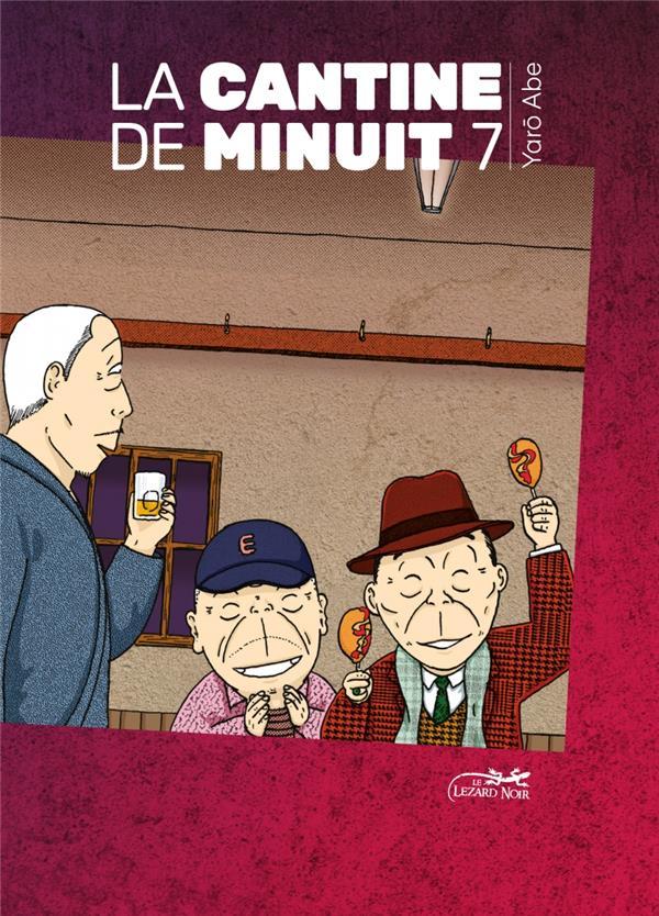LA CANTINE DE MINUIT T.7