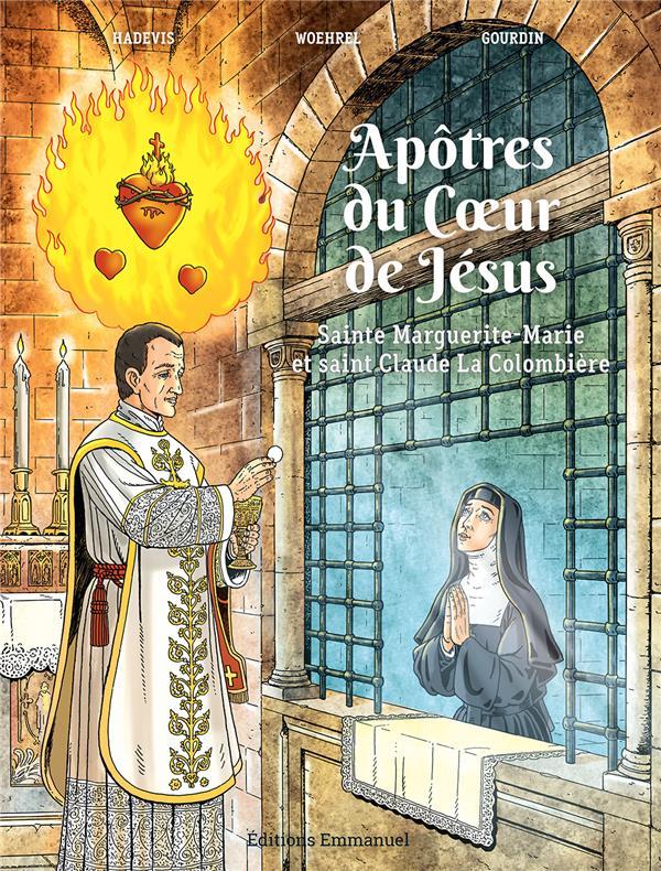 APOTRES DU COEUR DE JESUS - BD