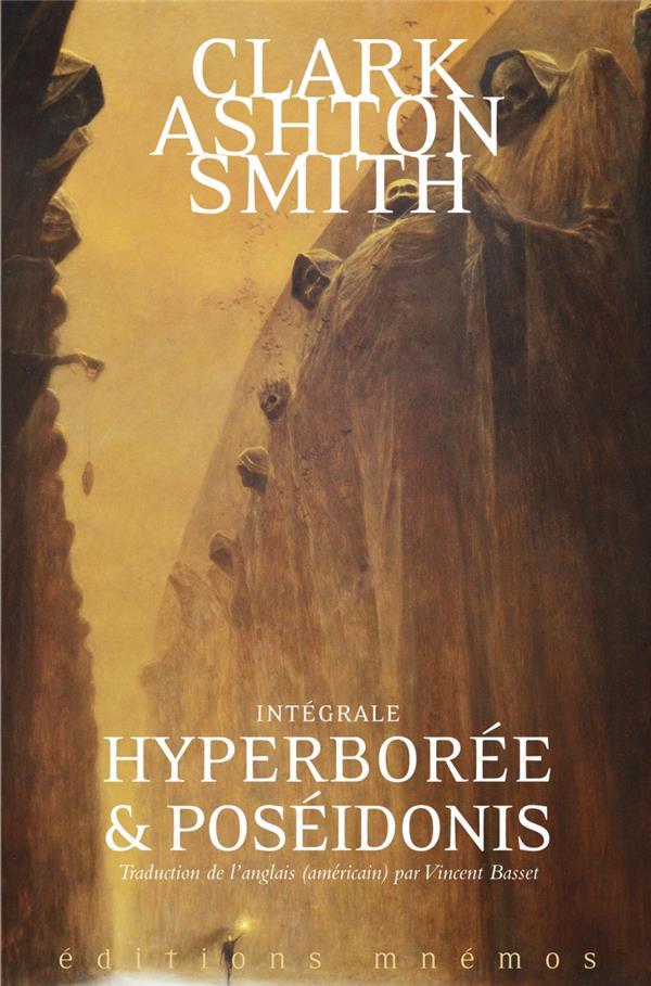 INTEGRALE CLARK ASHTON SMITH - HYPERBOREE ET POSEIDONIS