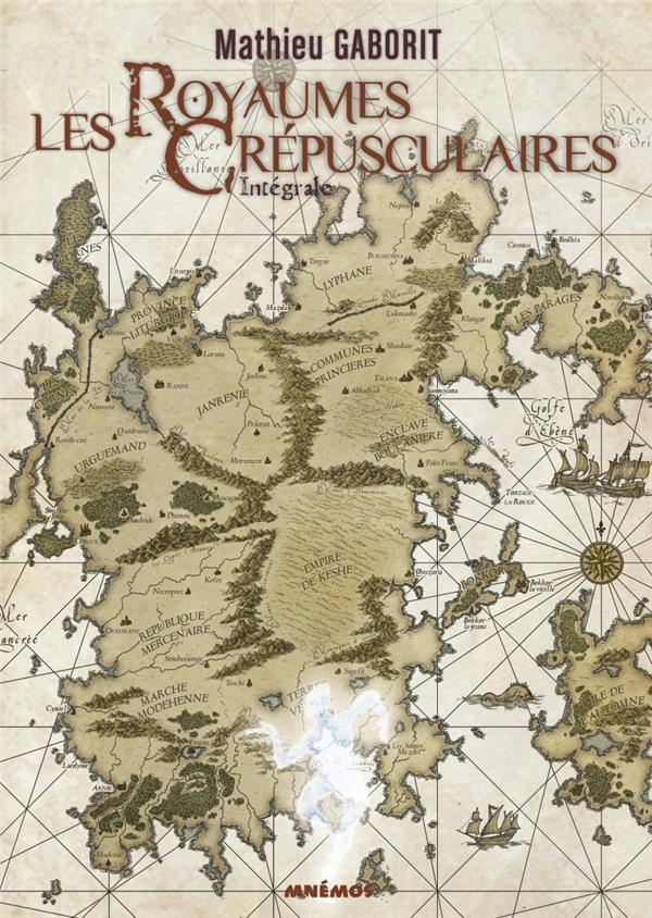 LES ROYAUMES CREPUSCULAIRES - INTEGRALE