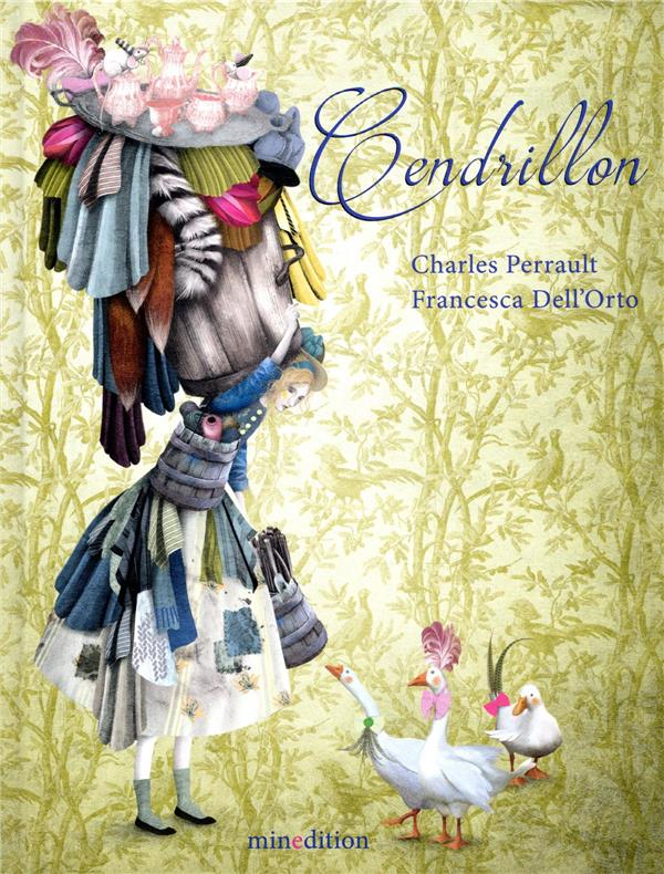 CENDRILLON DELL-ORTO FRANCESCA MINEDITION