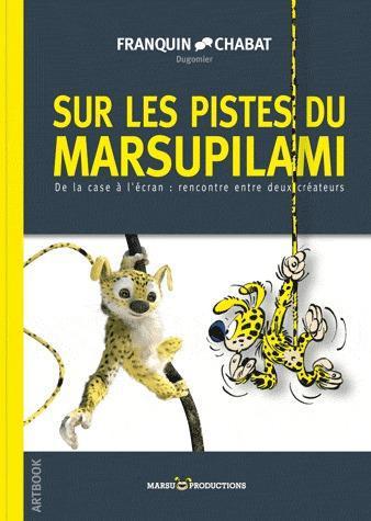Dugomier Vincent - VERSION ORIGINALE - VO SUR LES PISTES DU MARSUPILAMI - ALAIN CHABAT ET ANDRE FRANQUIN