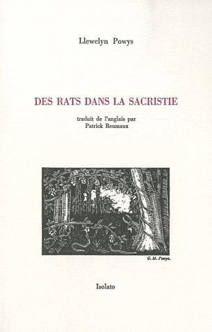 DES RATS DANS LA SACRISTIE