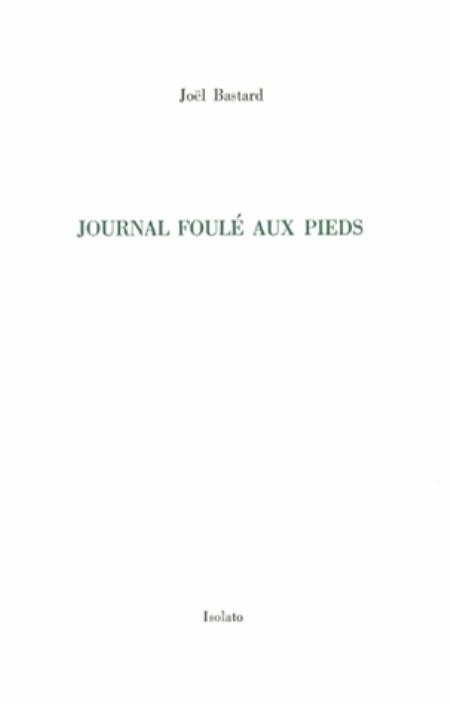 JOURNAL FOULE AUX PIEDS