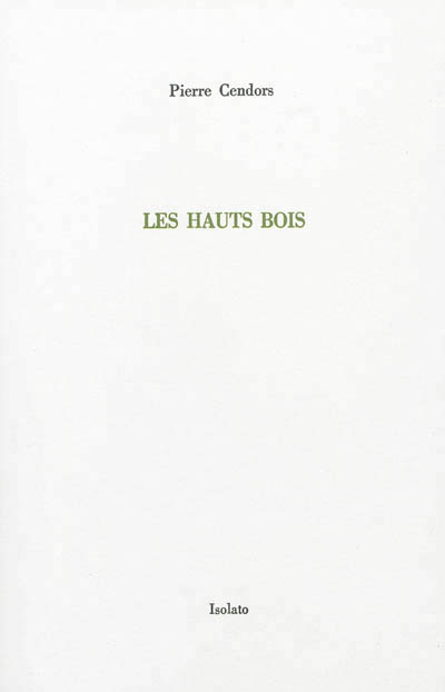 LES HAUTS BOIS
