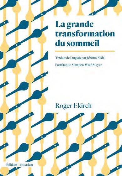 LA GRANDE TRANSFORMATION DU SOMMEIL