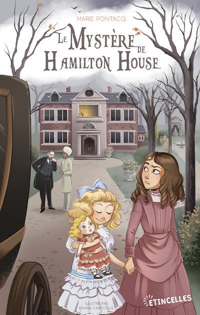 LE MYSTERE DE HAMILTON HOUSE PONTACQ, MARIE  GULF STREAM