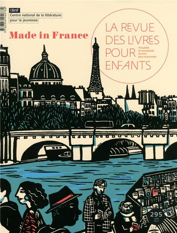 LA REVUE DES LIVRES POUR ENFANTS - MADE IN FRANCE