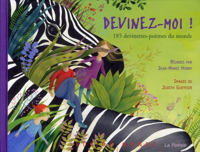 DEVINEZ-MOI ! HENRY JEAN-MARIE RUE DU MONDE