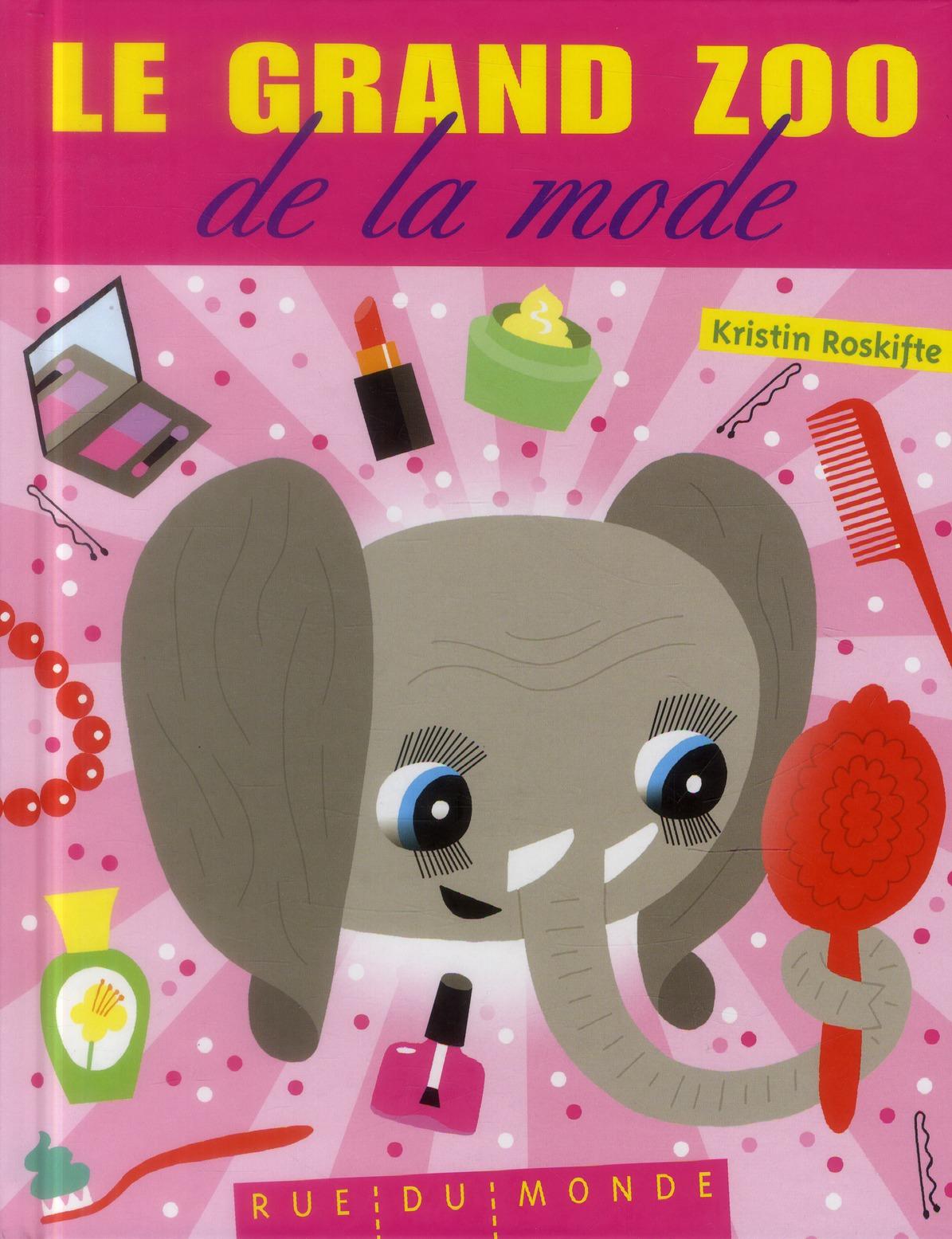 LE GRAND ZOO DE LA MODE Roskifte Kristin Rue du Monde