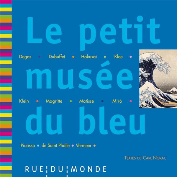 Le petit musée du bleu