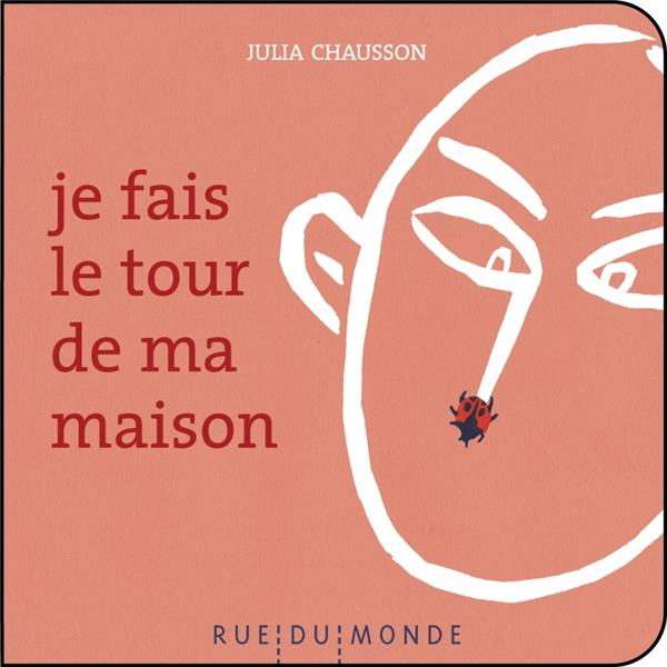 JE FAIS LE TOUR DE MA MAISON BEIGEL/CHAUSSON RUE DU MONDE