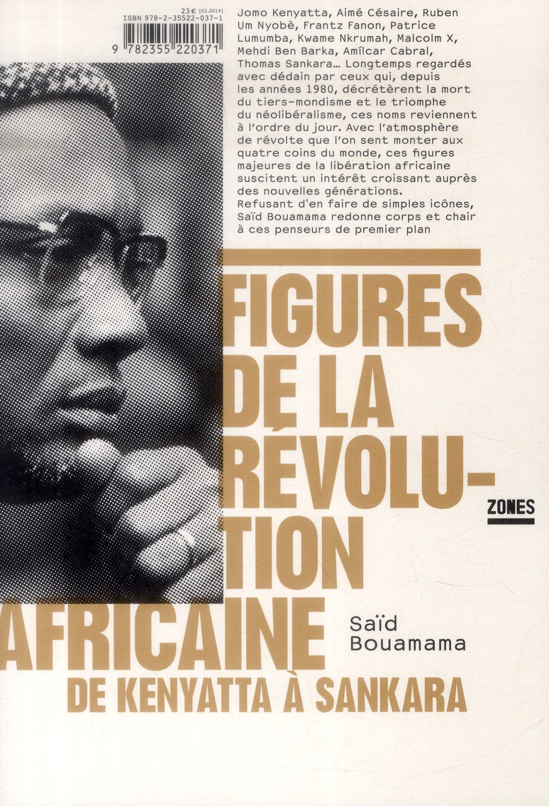 FIGURES DE LA REVOLUTION AFRICAINE