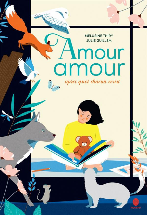 AMOUR AMOUR, APRES QUOI CHACUN COURT THIRY/GUILLEM HONGFEI