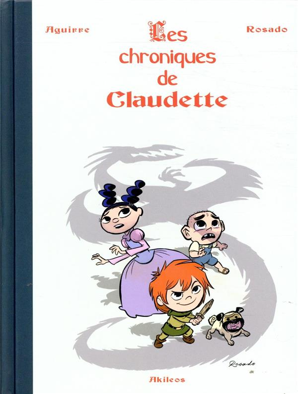 LES CHRONIQUES DE CLAUDETTE  -  INTEGRALE T.1 A T.3