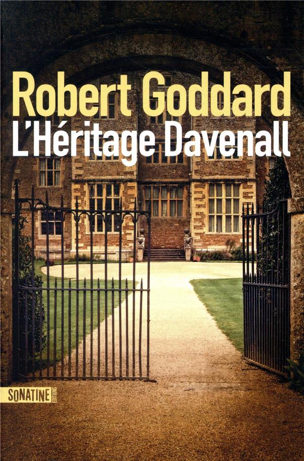 GODDARD, ROBERT - L'HERITAGE DAVENALL