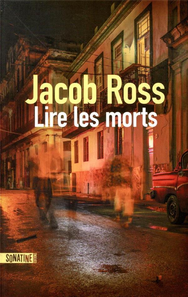 LIRE LES MORTS ROSS, JACOB SONATINE