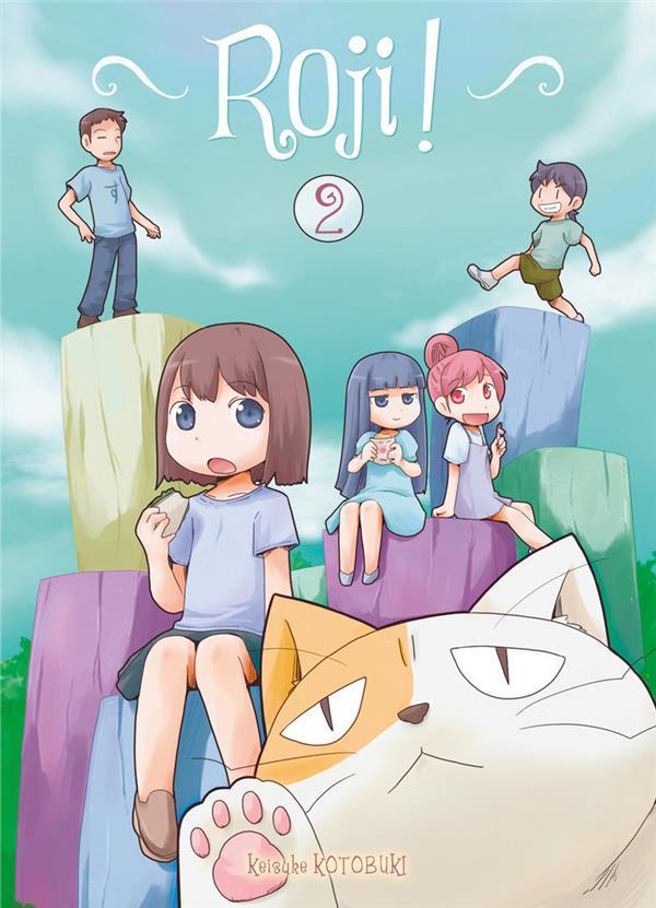 ROJI ! T02 Kotobuki Keisuke Ki-oon