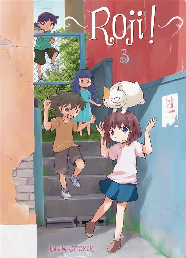 ROJI ! T03 Kotobuki Keisuke Ki-oon