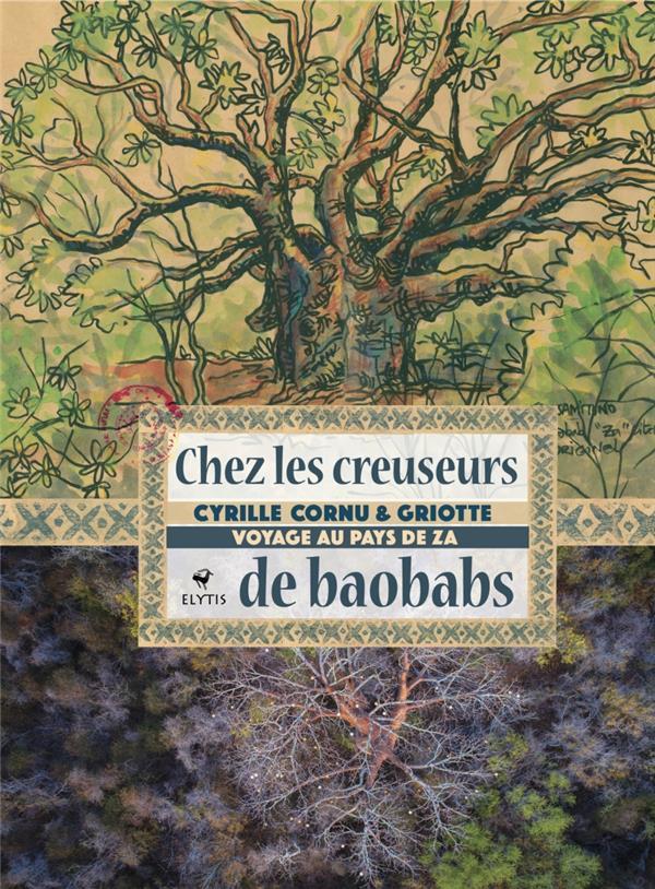 CHEZ LES CREUSEURS DE BAOBABS  -  VOYAGE AU PAYS DE ZA