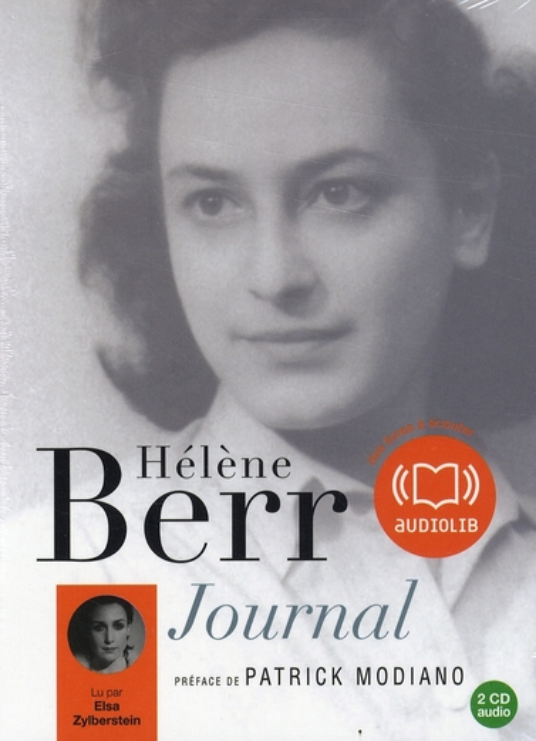 LE JOURNAL D'HELENE BERR BERR-H AUDIOLIB