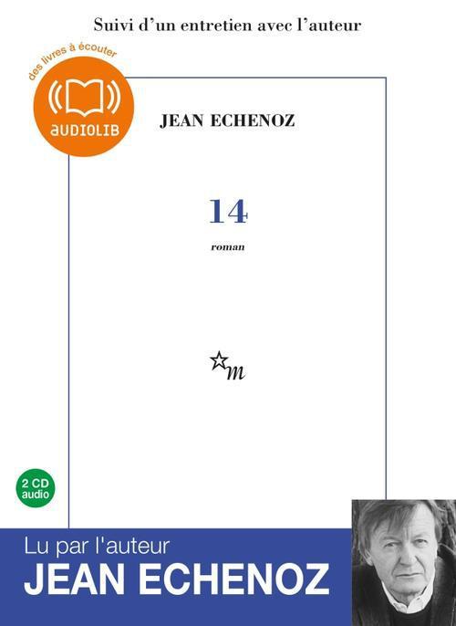 14 Echenoz Jean Audiolib