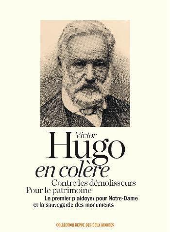 VICTOR HUGO EN COLERE - CONTRE COLLECTIF REVUE 2 MONDES