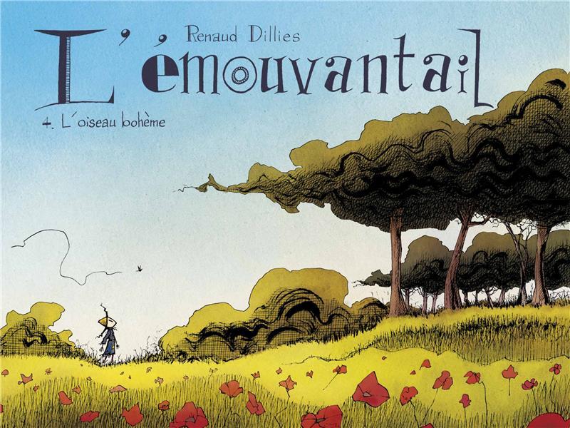 L'EMOUVANTAIL T.4  -  L'OISEAU BOHEME