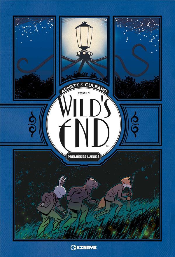WILD'S END T.1  -  PREMIERES LUEURS