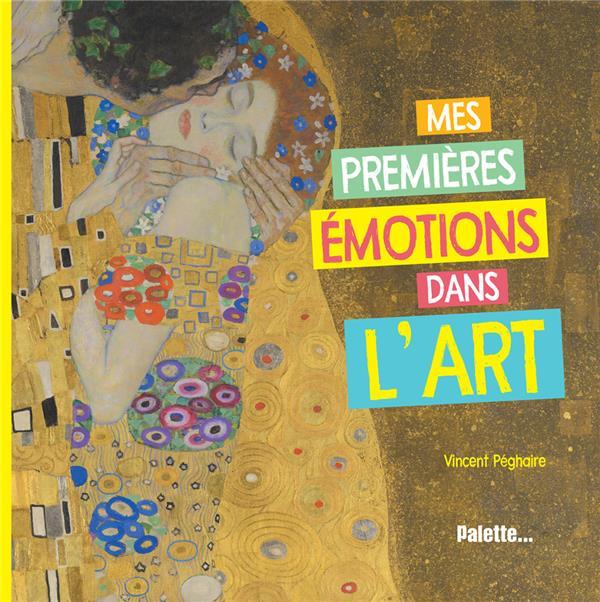 MES PREMIERES EMOTIONS DANS L'ART