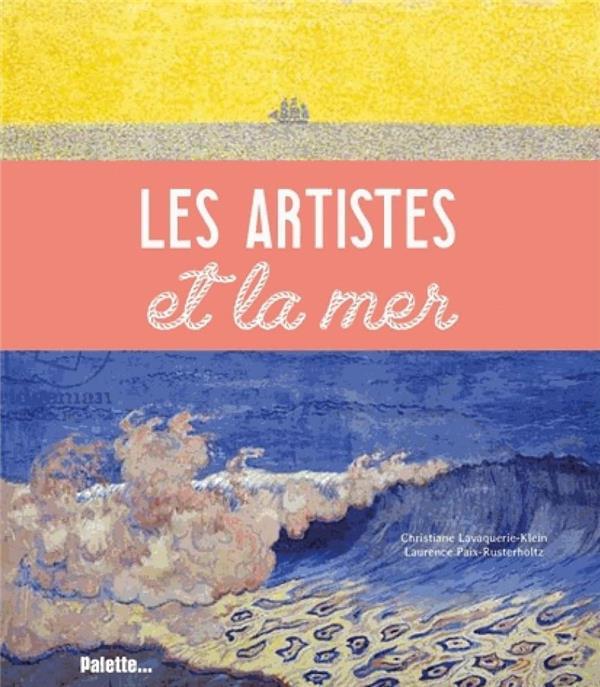 LES ARTISTES ET LA MER -