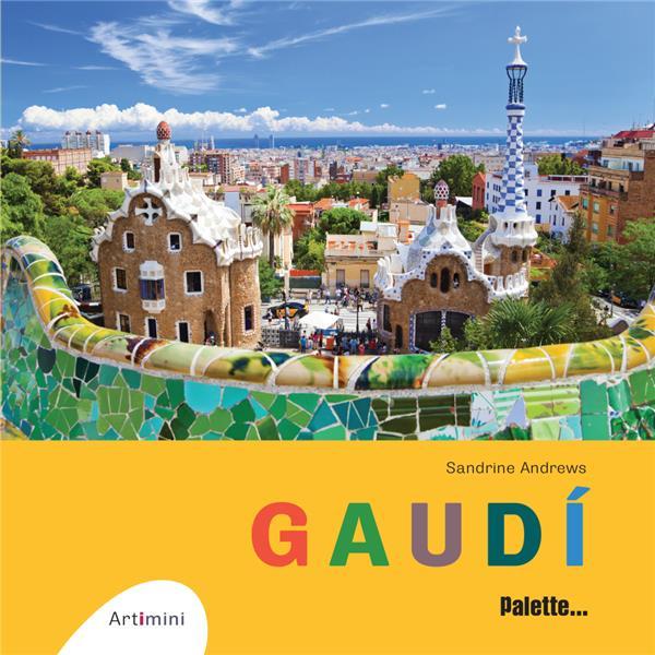 GAUDI ANDREWS SANDRINE PALETTE