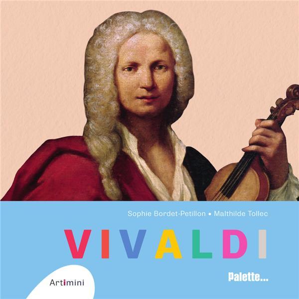 VIVALDI BORDET-PETILLON, SOPHIE PALETTE