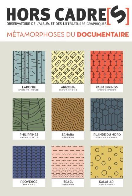 HORS CADRE(S) N.14  -  METAMORPHOSES DU DOCUMENTAIRE