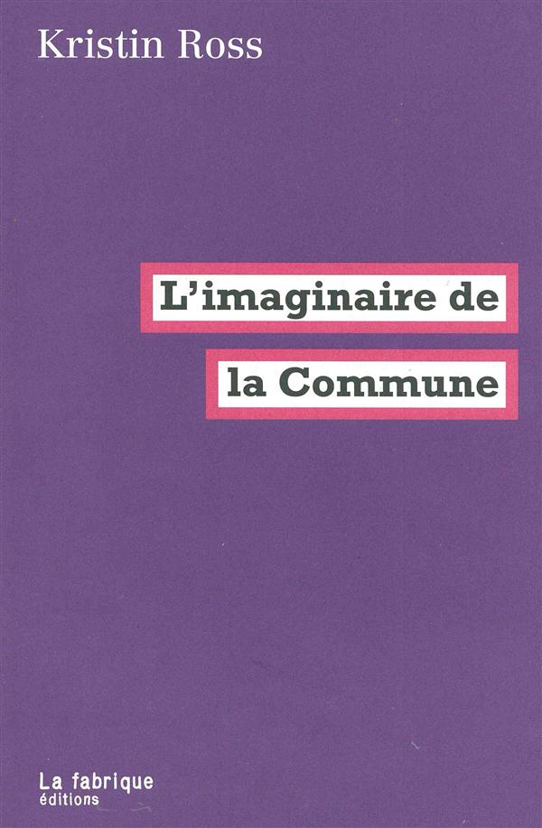 L'IMAGINAIRE DE LA COMMUNE