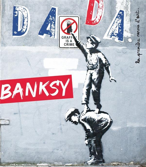 REVUE DADA N.245  -  BANKSY