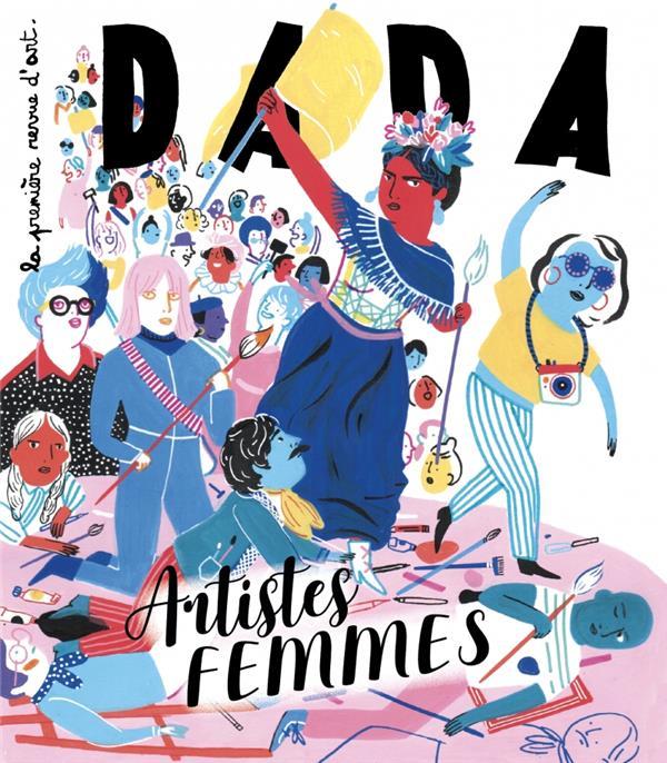 REVUE DADA  -  ARTISTES FEMMES