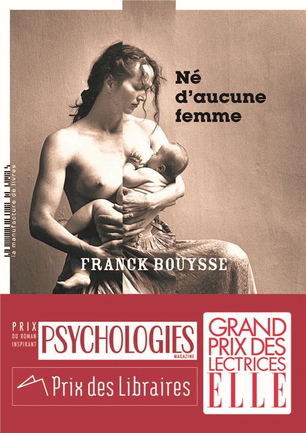 NE D-AUCUNE FEMME BOUYSSE FRANCK MANUFACTURE LIV