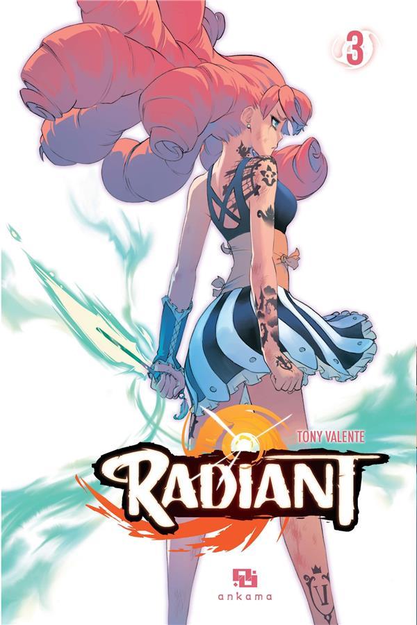 Radiant Vol.3 Valente Tony Ankama