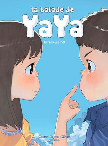 LA BALADE DE YAYA  -  INTEGRALE VOL.3  -  T.7 A T.9