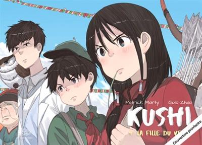 KUSHI T4-LA FILLE DU VENT