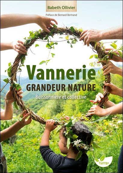 VANNERIE GRANDEUR NATURE - BUISSONNIERE ET COLLECTIVE