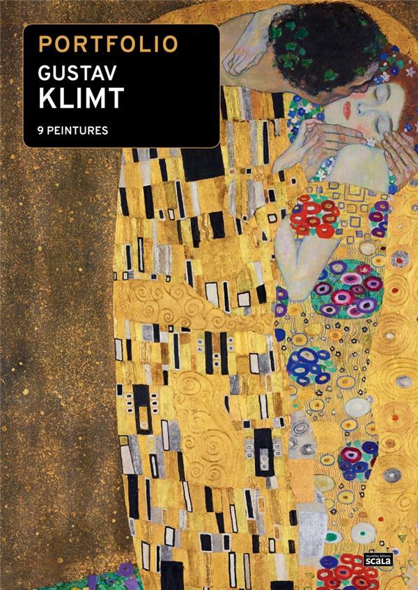 PORTFOLIO GUSTAV KLIMT     9 PEINTURES