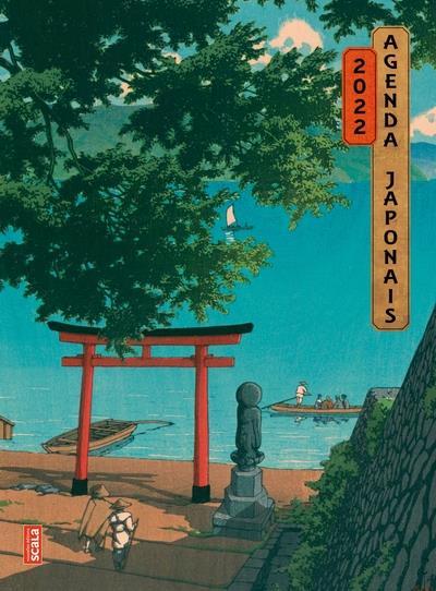 AGENDA JAPONAIS 2022 COLLECTIF SCALA