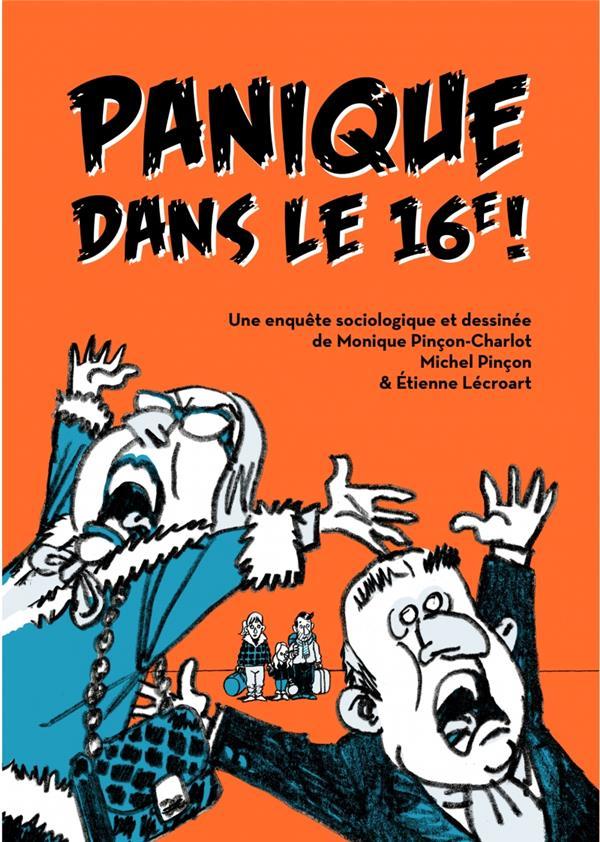 PANIQUE DANS LE 16E ! PINCON-CHARLOT VILLE BRULE