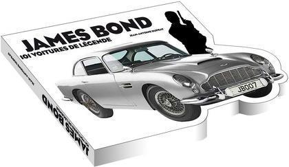 JAMES BOND  -  101 VOITURES DE LEGENDE DUPRAT JEAN-ANTOINE OPPORTUN