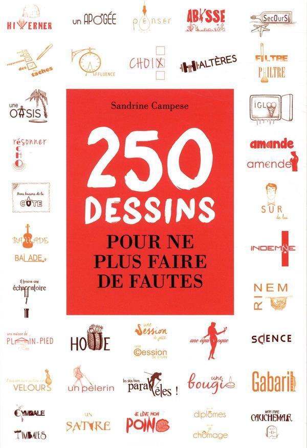 250 DESSINS POUR NE PLUS FAIRE DE FAUTES  OPPORTUN