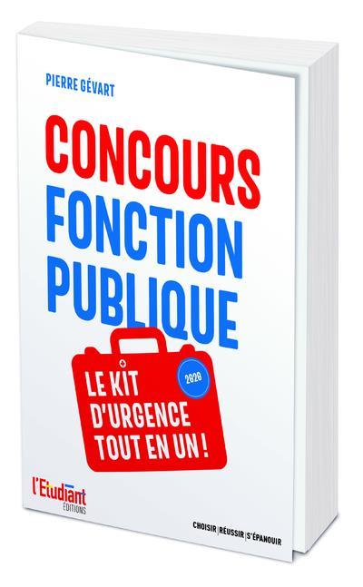FONCTION PUBLIQUE : LE KIT D'URGENCE TOUT-EN-UN