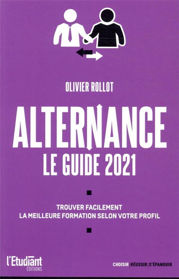 LE GUID DE L'ALTERNANCE (EDITION 2020) ROLLOT, OLIVIER OPPORTUN