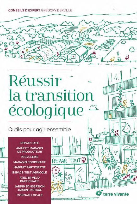 REUSSIR LA TRANSITION ECOLOGIQUE     OUTILS POUR AGIR ENSEMBLE